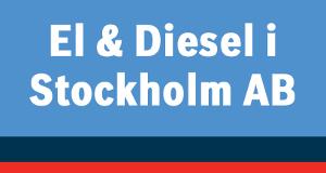 El & Diesel i Stockholm AB